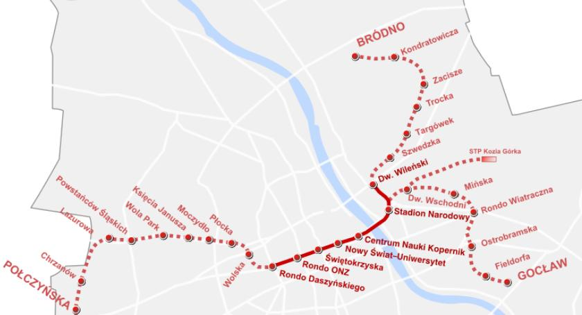 Spotkania Informacyjne W Sprawie Budowy Stacji Metra Na Brodnie