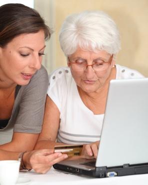 Seniorzy  przy komputerach - druga edycja  programu