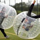 Bubble Football  na Targówku