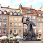 Wycieczki  po Warszawie w sierpniu 2014 r.