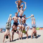 Dzielnicowy Klub Sportowy Targówek - tu spełnisz marzenia młodego akrobaty